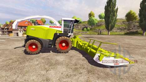 CLAAS Jaguar 980 für Farming Simulator 2013