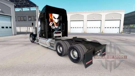 Joker-skin für den Kenworth W900 Zugmaschine für American Truck Simulator