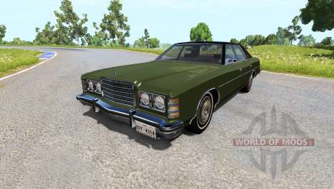 Ford LTD 1975 [redux] pour BeamNG Drive