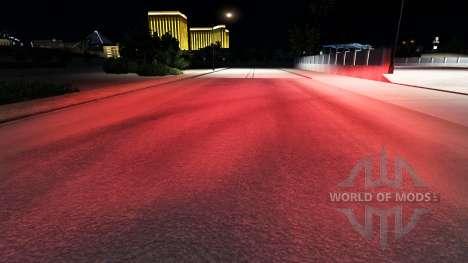 Rot xenons für American Truck Simulator
