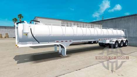 Semi-Remorque Dorahaul pour American Truck Simulator