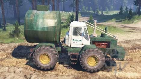 T-157 für Spin Tires