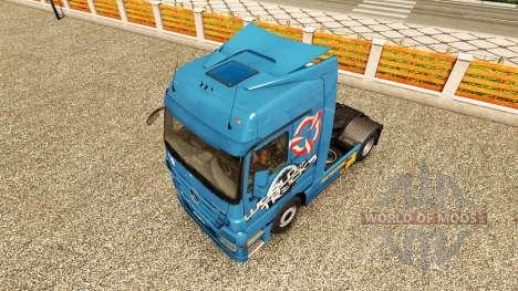 La peau du Monde De Camions-pour les camions pour Euro Truck Simulator 2
