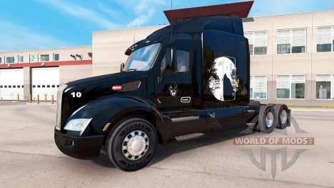 Wolf-skin für den truck Peterbilt für American Truck Simulator