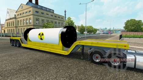 Zentralen mit einem Kernreaktor für Euro Truck Simulator 2