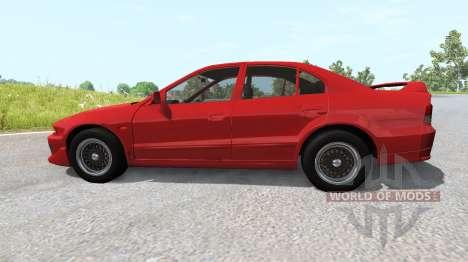 Mitsubishi Galant pour BeamNG Drive