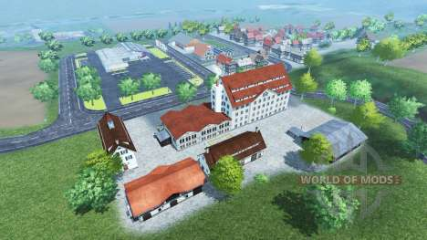 Siekhof v2.0 pour Farming Simulator 2013