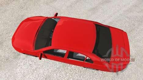 Mitsubishi Galant für BeamNG Drive