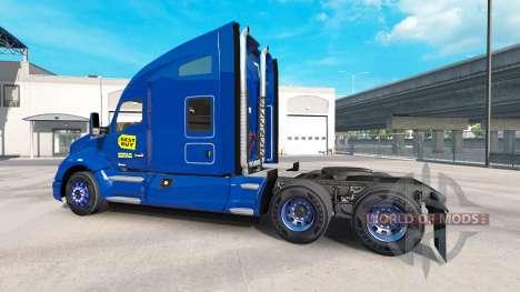 Haut am Besten Kaufen Kenworth Zugmaschine für American Truck Simulator