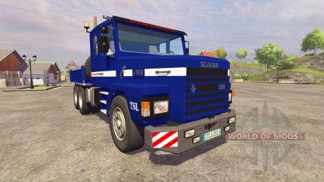 Scania 143h für Farming Simulator 2013