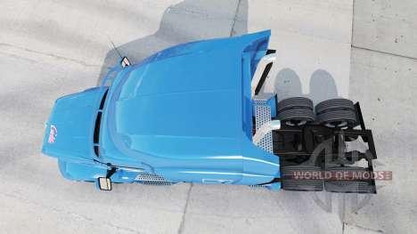 Carlille de la peau pour le camion Peterbilt pour American Truck Simulator
