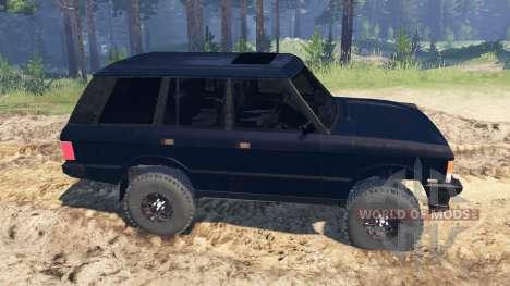 Range Rover Classic 1990 für Spin Tires