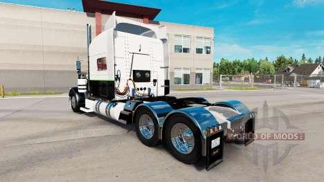 Green Goblin-skin für den truck-Peterbilt 389 für American Truck Simulator