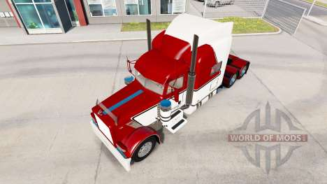 Haut die V-Max für den truck-Peterbilt 389 für American Truck Simulator