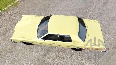 Ford LTD 1975 [redux] für BeamNG Drive