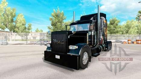 Haut Die Division für den truck-Peterbilt 389 für American Truck Simulator