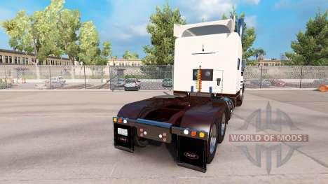 La Peau Miller Bétail Co. pour le camion Peterbi pour American Truck Simulator