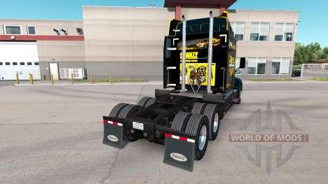 DeWalt-skin für den truck Peterbilt für American Truck Simulator