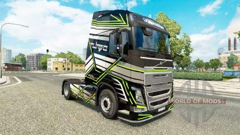 La peau du Concept d'Image pour Volvo camion pour Euro Truck Simulator 2