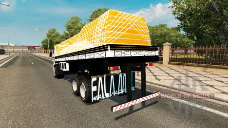 Ford Cargo 4331 pour Euro Truck Simulator 2