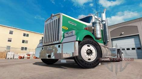 Haut OHare Abschleppen für LKW-und Peterbilt-Ken für American Truck Simulator