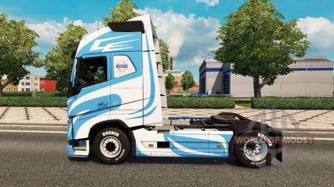 LB Design skin für Volvo-LKW für Euro Truck Simulator 2