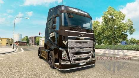 Haut Alter Bridge bei Volvo trucks für Euro Truck Simulator 2