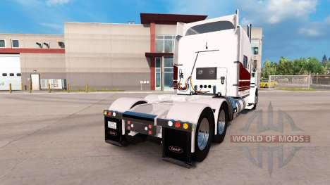 West Coast skin für den truck-Peterbilt 389 für American Truck Simulator