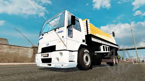 Ford Cargo 4331 pour Euro Truck Simulator 2