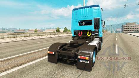 Dongfeng DFL 4181 pour Euro Truck Simulator 2