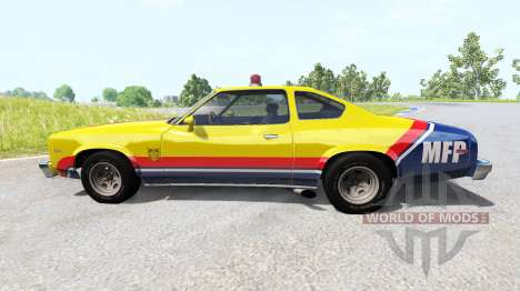 Bruckell Moonhalk MFP Pursuit pour BeamNG Drive