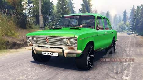 VAZ-2103 für Spin Tires