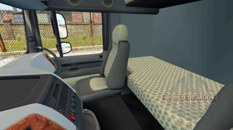 Dongfeng DFL 4181 v1.2 pour Euro Truck Simulator 2