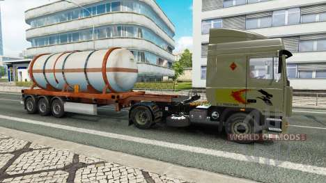 Pegaso Troner TX 400 v2.1 pour Euro Truck Simulator 2