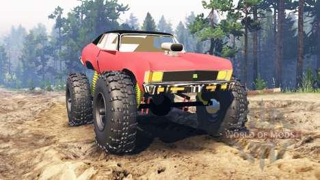 Chevrolet Nova für Spin Tires