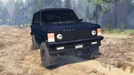 Range Rover Classic 1990 pour Spin Tires