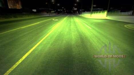 Herbacée xenons pour American Truck Simulator