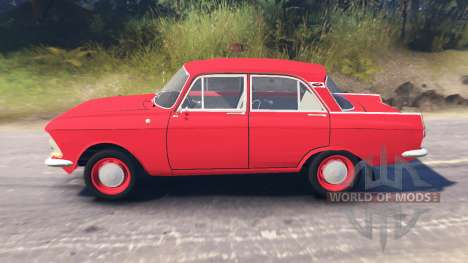 Moskvich-412 pour Spin Tires