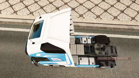 LB Conception de la peau pour Volvo camion pour Euro Truck Simulator 2