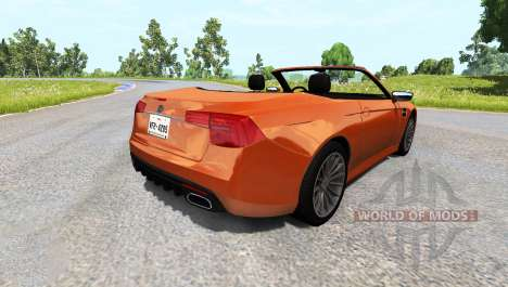 ETK K Series Convertible pour BeamNG Drive