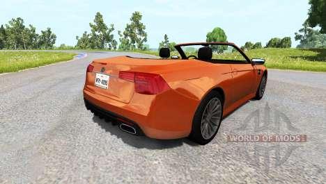 ETK K Series Convertible pour BeamNG Drive