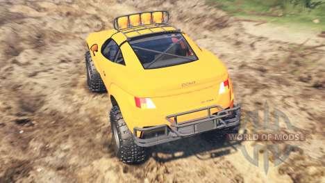 GTA V Coil Brawler für Spin Tires
