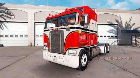 Kenworth K100 pour American Truck Simulator