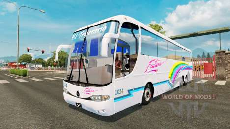 Marcopolo Paradiso 1200 G6 für Euro Truck Simulator 2