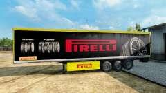Pirelli Haut für den trailer
