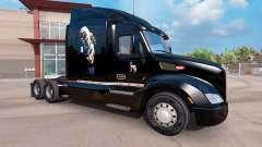 Joker-skin für den truck Peterbilt