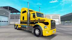 La peau Rayures v5.0 tracteur Kenworth T800