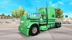 De la peau A. J. Lopez pour le camion Peterbilt