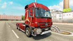Mercedes-Benz Actros MP3 v2.0