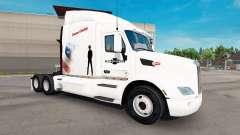 Diesel Cowboy skin für den truck Peterbilt